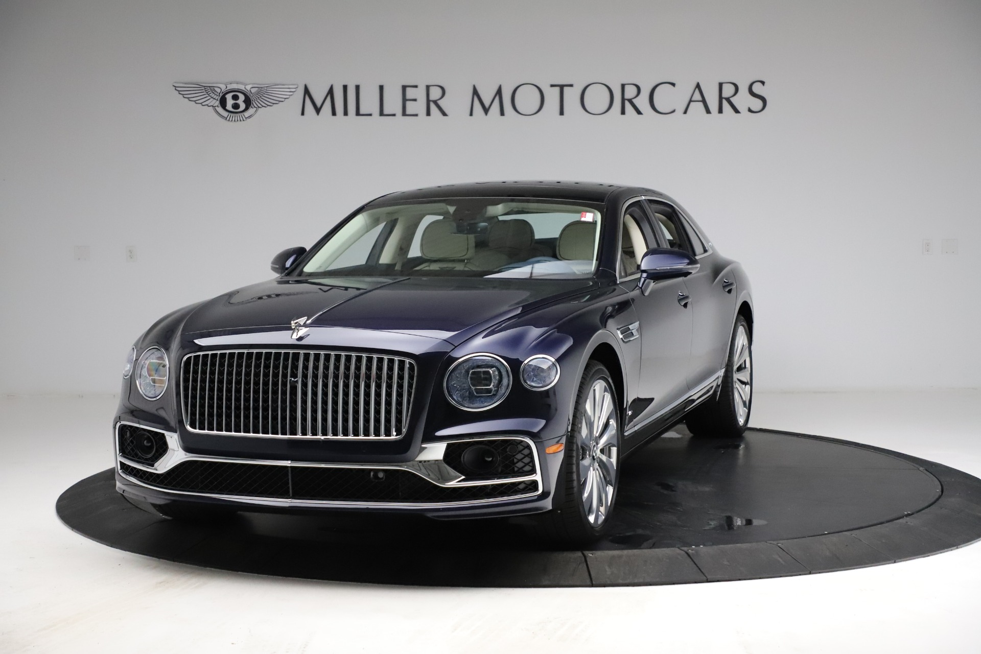 New 2021 Bentley Flying Spur V8 First Edition for sale $257,050 at Alfa Romeo of Greenwich in Greenwich CT 06830 1