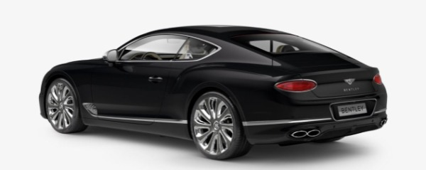 New 2021 Bentley Continental GT V8 Mulliner for sale $291,290 at Alfa Romeo of Greenwich in Greenwich CT 06830 3