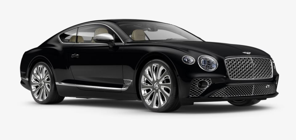 New 2021 Bentley Continental GT V8 Mulliner for sale Sold at Alfa Romeo of Greenwich in Greenwich CT 06830 1