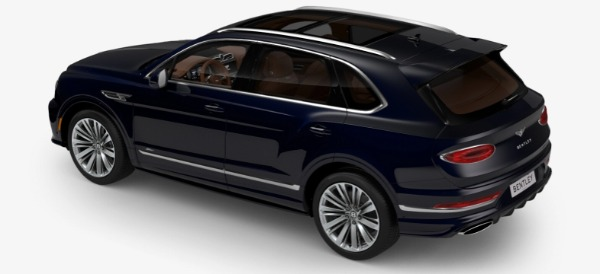New 2021 Bentley Bentayga Speed Edition for sale $272,895 at Alfa Romeo of Greenwich in Greenwich CT 06830 4