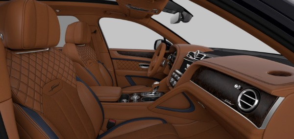 New 2021 Bentley Bentayga Speed Edition for sale $272,895 at Alfa Romeo of Greenwich in Greenwich CT 06830 7