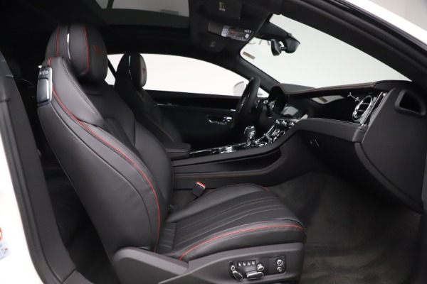 New 2021 Bentley Continental GT V8 for sale Call for price at Alfa Romeo of Greenwich in Greenwich CT 06830 22