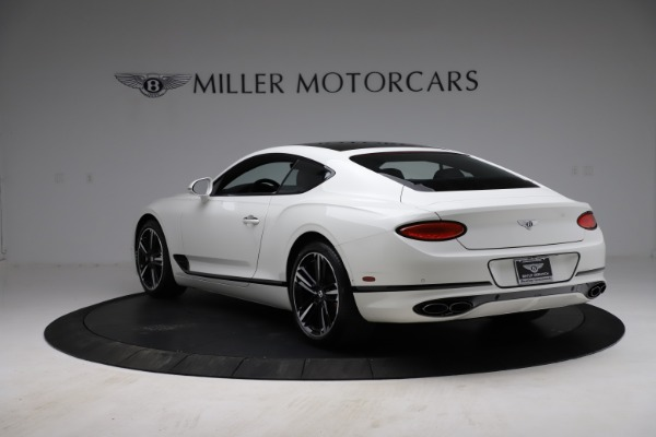 New 2021 Bentley Continental GT V8 for sale $234,030 at Alfa Romeo of Greenwich in Greenwich CT 06830 5