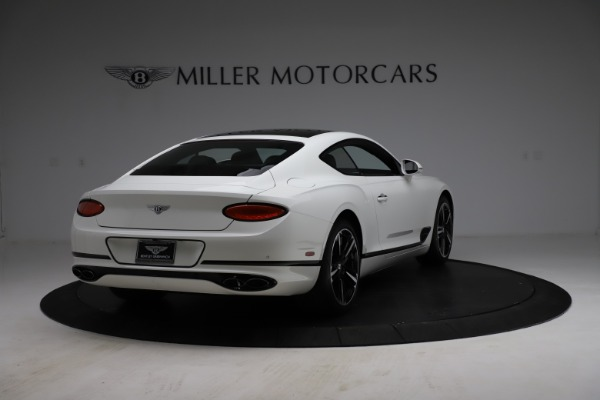 New 2021 Bentley Continental GT V8 for sale $234,030 at Alfa Romeo of Greenwich in Greenwich CT 06830 7