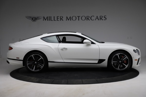 New 2021 Bentley Continental GT V8 for sale $234,030 at Alfa Romeo of Greenwich in Greenwich CT 06830 9