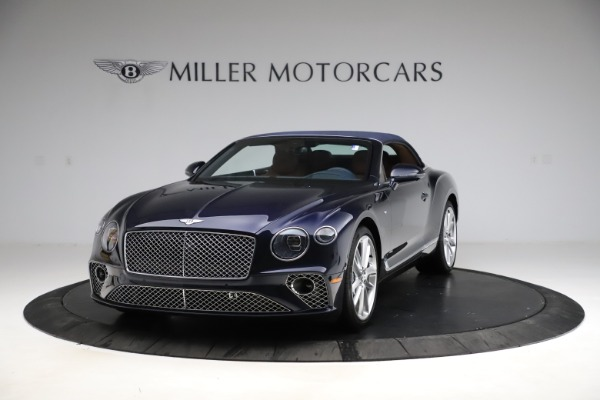 New 2021 Bentley Continental GT V8 for sale Sold at Alfa Romeo of Greenwich in Greenwich CT 06830 13