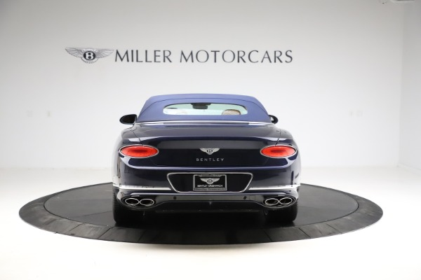 New 2021 Bentley Continental GT V8 for sale Sold at Alfa Romeo of Greenwich in Greenwich CT 06830 16