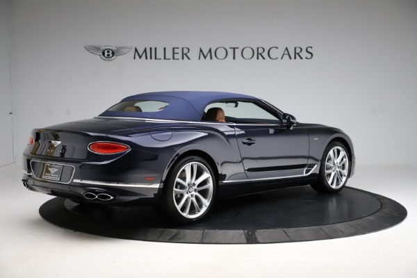 New 2021 Bentley Continental GT V8 for sale Sold at Alfa Romeo of Greenwich in Greenwich CT 06830 17