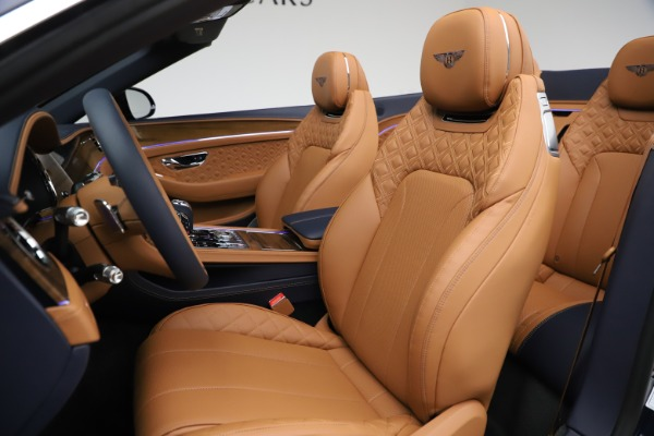 New 2021 Bentley Continental GT V8 for sale Sold at Alfa Romeo of Greenwich in Greenwich CT 06830 26