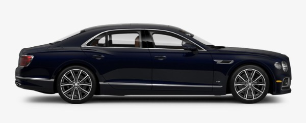 New 2021 Bentley Flying Spur V8 for sale $228,655 at Alfa Romeo of Greenwich in Greenwich CT 06830 2