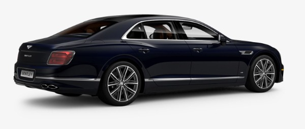 New 2021 Bentley Flying Spur V8 for sale $228,655 at Alfa Romeo of Greenwich in Greenwich CT 06830 3