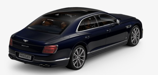 New 2021 Bentley Flying Spur V8 for sale $228,655 at Alfa Romeo of Greenwich in Greenwich CT 06830 4