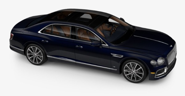 New 2021 Bentley Flying Spur V8 for sale $228,655 at Alfa Romeo of Greenwich in Greenwich CT 06830 5