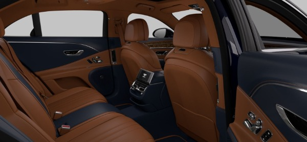 New 2021 Bentley Flying Spur V8 for sale $228,655 at Alfa Romeo of Greenwich in Greenwich CT 06830 8