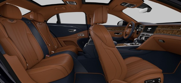 New 2021 Bentley Flying Spur V8 for sale $228,655 at Alfa Romeo of Greenwich in Greenwich CT 06830 9