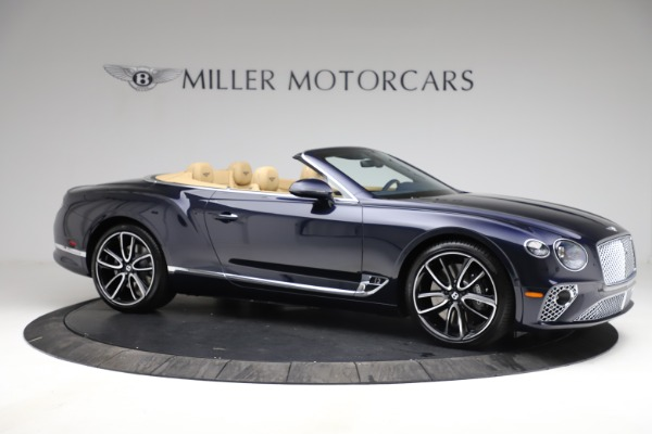 New 2021 Bentley Continental GT W12 for sale Call for price at Alfa Romeo of Greenwich in Greenwich CT 06830 10