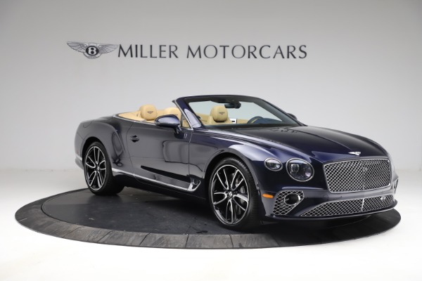 New 2021 Bentley Continental GT W12 for sale Call for price at Alfa Romeo of Greenwich in Greenwich CT 06830 11