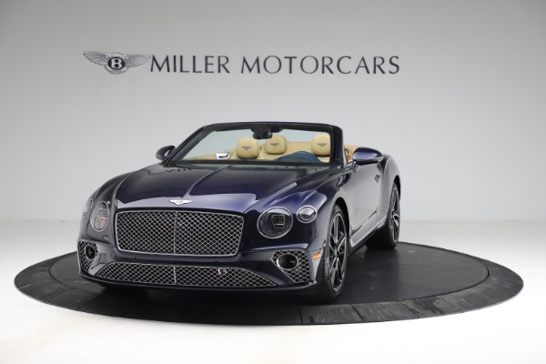 New 2021 Bentley Continental GT W12 for sale $293,310 at Alfa Romeo of Greenwich in Greenwich CT 06830 2