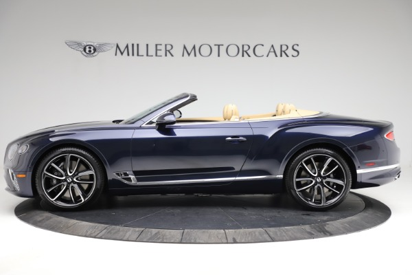 New 2021 Bentley Continental GT W12 for sale $293,310 at Alfa Romeo of Greenwich in Greenwich CT 06830 3