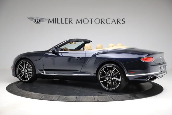 New 2021 Bentley Continental GT W12 for sale $293,310 at Alfa Romeo of Greenwich in Greenwich CT 06830 4