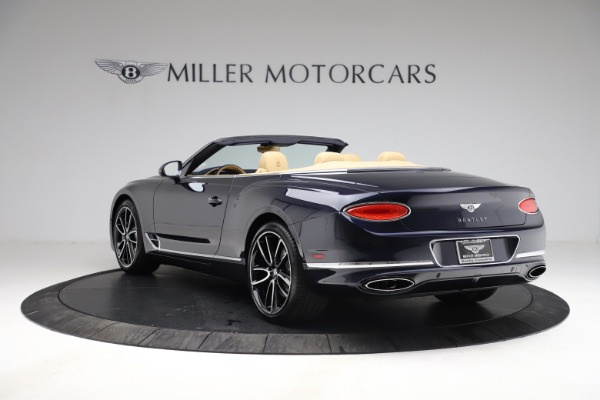 New 2021 Bentley Continental GT W12 for sale $293,310 at Alfa Romeo of Greenwich in Greenwich CT 06830 5