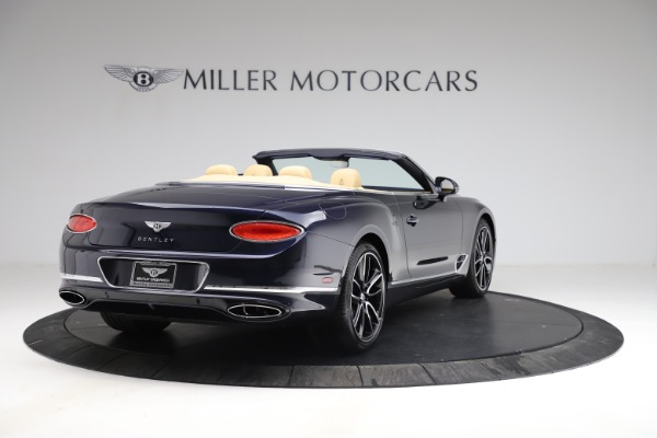 New 2021 Bentley Continental GT W12 for sale $293,310 at Alfa Romeo of Greenwich in Greenwich CT 06830 7