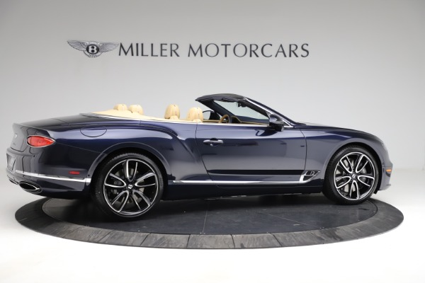 New 2021 Bentley Continental GT W12 for sale $293,310 at Alfa Romeo of Greenwich in Greenwich CT 06830 8