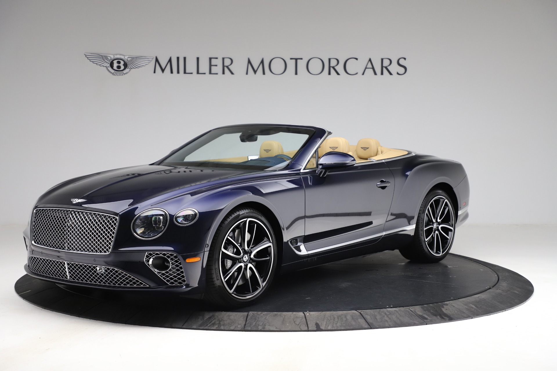 New 2021 Bentley Continental GT W12 for sale $293,310 at Alfa Romeo of Greenwich in Greenwich CT 06830 1