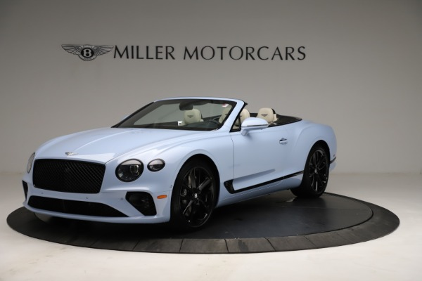New 2021 Bentley Continental GT W12 for sale $316,250 at Alfa Romeo of Greenwich in Greenwich CT 06830 2