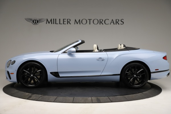 New 2021 Bentley Continental GT W12 for sale $316,250 at Alfa Romeo of Greenwich in Greenwich CT 06830 3