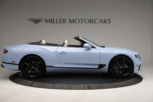New 2021 Bentley Continental GT W12 for sale $316,250 at Alfa Romeo of Greenwich in Greenwich CT 06830 9