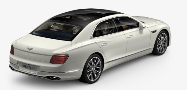 New 2021 Bentley Flying Spur V8 for sale $230,420 at Alfa Romeo of Greenwich in Greenwich CT 06830 3