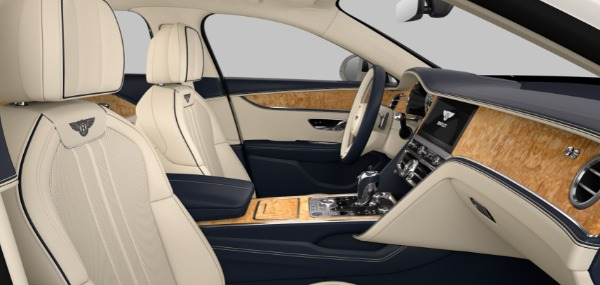 New 2021 Bentley Flying Spur V8 for sale $230,420 at Alfa Romeo of Greenwich in Greenwich CT 06830 7