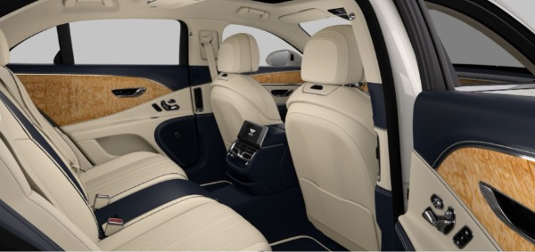 New 2021 Bentley Flying Spur V8 for sale $230,420 at Alfa Romeo of Greenwich in Greenwich CT 06830 8