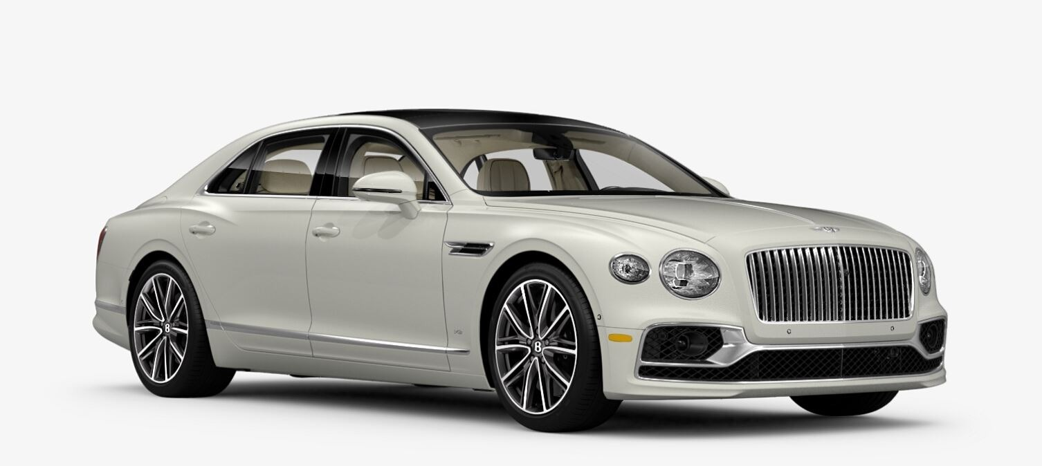 New 2021 Bentley Flying Spur V8 for sale $230,420 at Alfa Romeo of Greenwich in Greenwich CT 06830 1