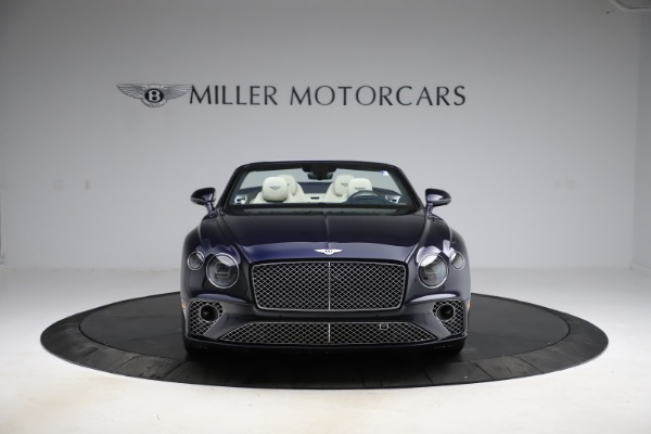 New 2021 Bentley Continental GT V8 for sale $276,830 at Alfa Romeo of Greenwich in Greenwich CT 06830 12