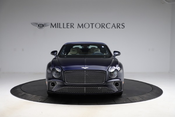 New 2021 Bentley Continental GT V8 for sale $276,830 at Alfa Romeo of Greenwich in Greenwich CT 06830 13