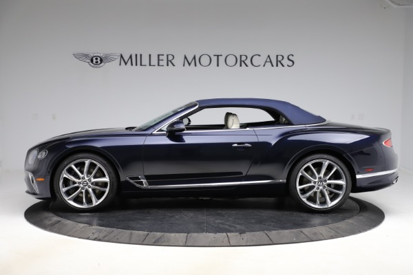 New 2021 Bentley Continental GT V8 for sale $276,830 at Alfa Romeo of Greenwich in Greenwich CT 06830 15