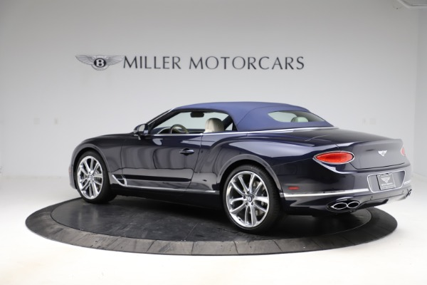New 2021 Bentley Continental GT V8 for sale $276,830 at Alfa Romeo of Greenwich in Greenwich CT 06830 16