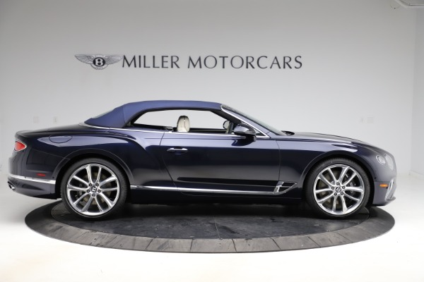 New 2021 Bentley Continental GT V8 for sale $276,830 at Alfa Romeo of Greenwich in Greenwich CT 06830 19
