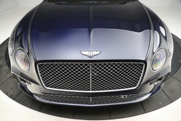 New 2021 Bentley Continental GT V8 for sale $276,830 at Alfa Romeo of Greenwich in Greenwich CT 06830 21