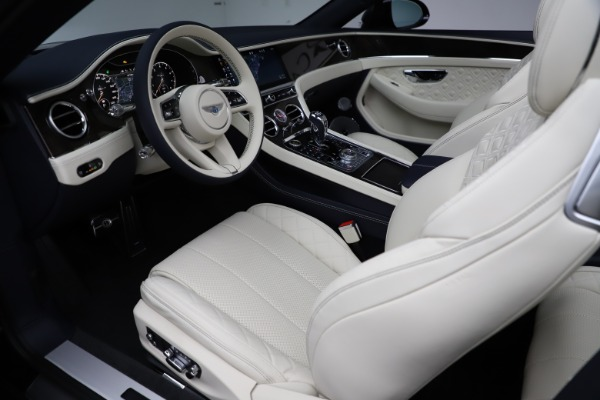 New 2021 Bentley Continental GT V8 for sale $276,830 at Alfa Romeo of Greenwich in Greenwich CT 06830 25