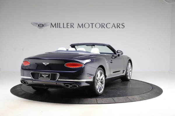 New 2021 Bentley Continental GT V8 for sale $276,830 at Alfa Romeo of Greenwich in Greenwich CT 06830 7