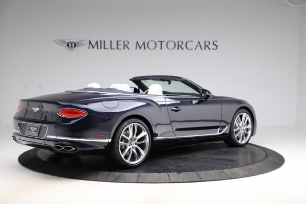 New 2021 Bentley Continental GT V8 for sale $276,830 at Alfa Romeo of Greenwich in Greenwich CT 06830 8