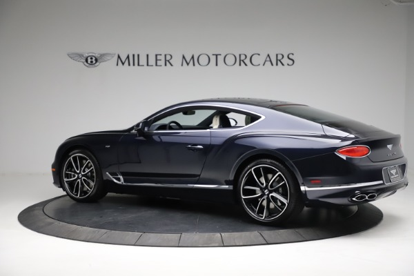 New 2021 Bentley Continental GT V8 for sale Call for price at Alfa Romeo of Greenwich in Greenwich CT 06830 3
