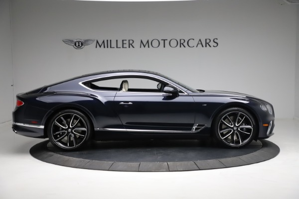 New 2021 Bentley Continental GT V8 for sale Call for price at Alfa Romeo of Greenwich in Greenwich CT 06830 8