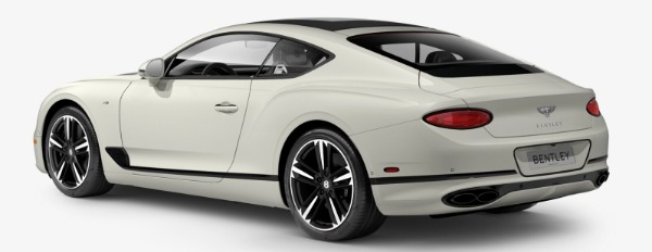 New 2021 Bentley Continental GT V8 for sale $254,095 at Alfa Romeo of Greenwich in Greenwich CT 06830 3