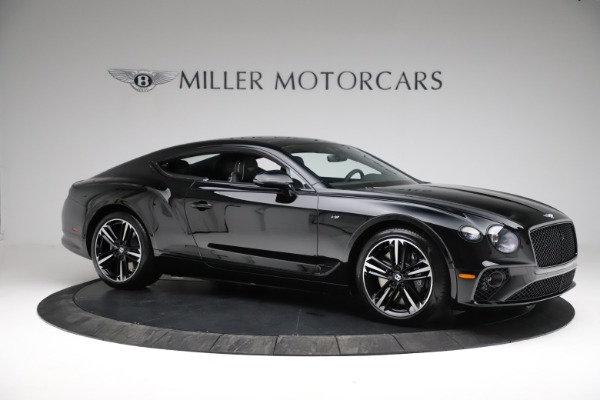 New 2021 Bentley Continental GT V8 for sale Call for price at Alfa Romeo of Greenwich in Greenwich CT 06830 10