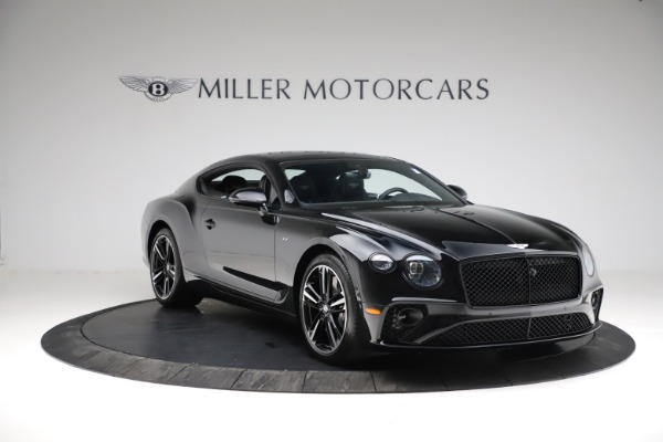 New 2021 Bentley Continental GT V8 for sale Call for price at Alfa Romeo of Greenwich in Greenwich CT 06830 11