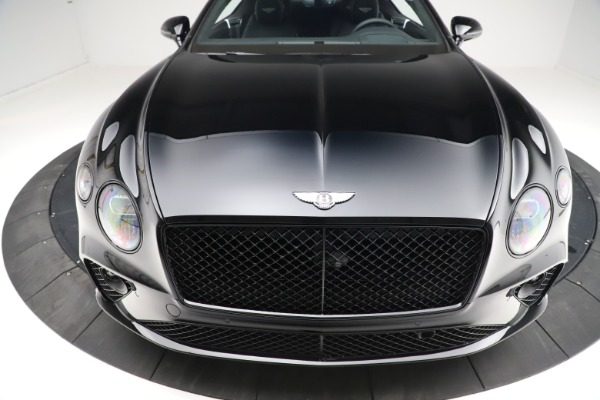 New 2021 Bentley Continental GT V8 for sale Call for price at Alfa Romeo of Greenwich in Greenwich CT 06830 13